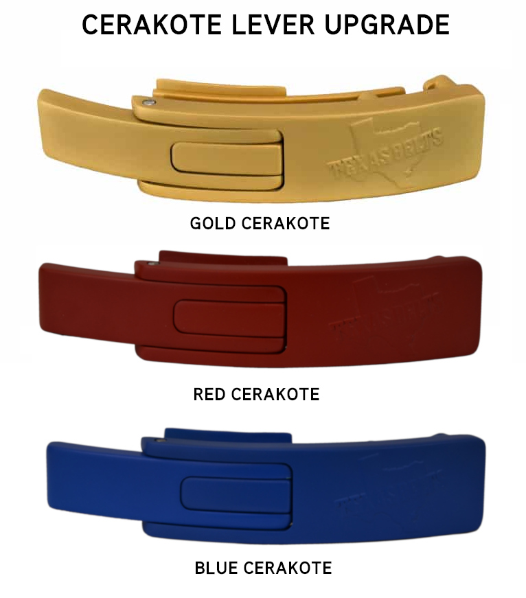 93efa23f5ca Brahma™ Genuine Python Skin Lever Belt - Titan Support Systems Inc