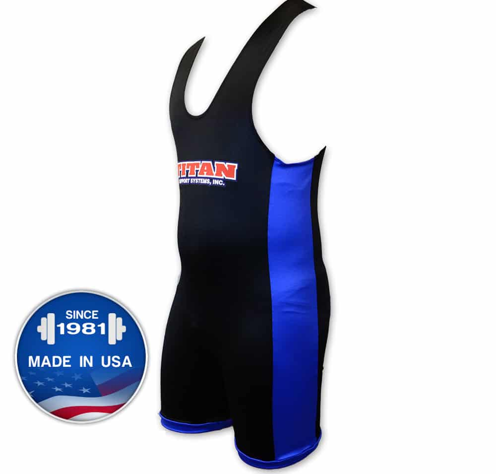 71ad1ebeeb Classic Two-Tone Singlet - Titan Support Systems Inc