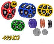 TITEX 459 kg SET