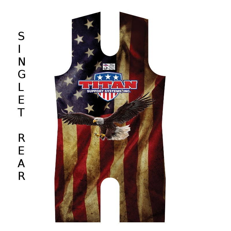 725bb45f47 Americana Sublimated Singlet - Titan Support Systems Inc