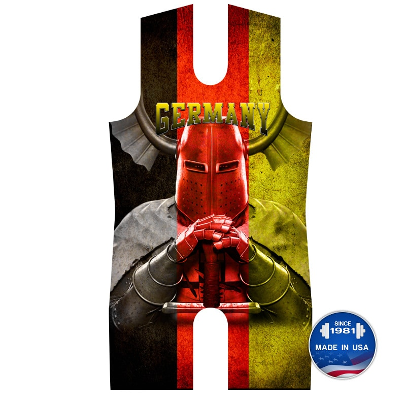 5438fdc8ba German National Team Singlet - Titan Support Systems Inc
