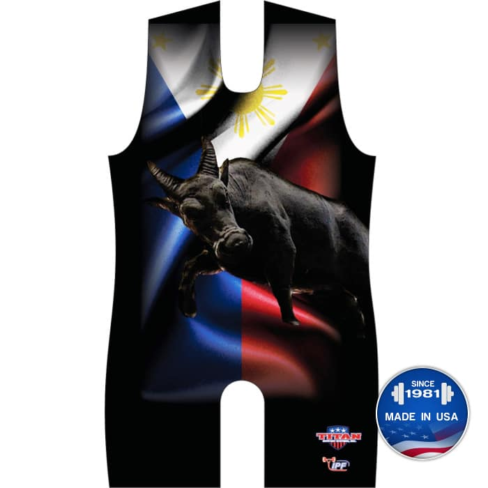 5609269194 Philippines National Team Singlet - Titan Support Systems Inc
