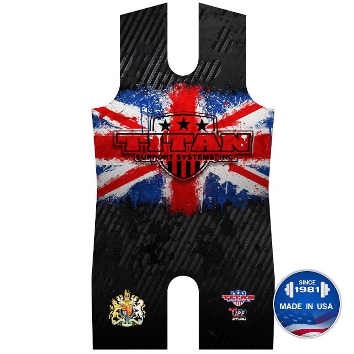053e07500c United Kingdom National Team SInglet - Titan Support Systems Inc